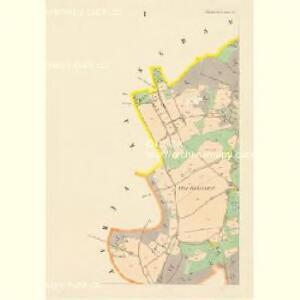 Kunersdorf - c3717-1-001 - Kaiserpflichtexemplar der Landkarten des stabilen Katasters