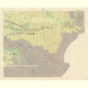 Georgensdorf - c0989-1-003 - Kaiserpflichtexemplar der Landkarten des stabilen Katasters