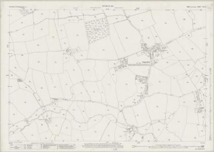Essex (New Series 1913-) n XV.4 (includes: Toppesfield) - 25 Inch Map