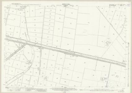 Lincolnshire XXXIV.1 (includes: Haxey; Misson; Wroot) - 25 Inch Map