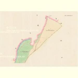 Ober und Unter Nezditz (Horonezdic) - c5106-1-001 - Kaiserpflichtexemplar der Landkarten des stabilen Katasters