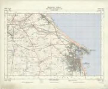 NZ43 & Parts of NZ53 - OS 1:25,000 Provisional Series Map