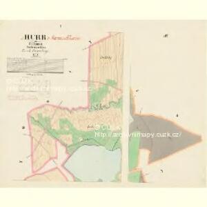 Hurr - c2434-1-001 - Kaiserpflichtexemplar der Landkarten des stabilen Katasters