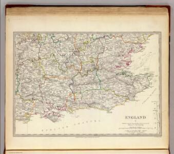 England V.