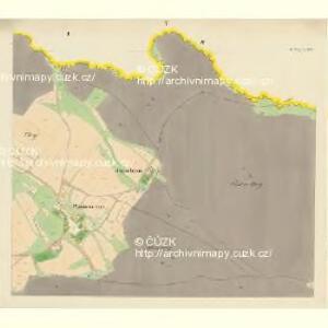 Dobrzegitz - c1204-1-005 - Kaiserpflichtexemplar der Landkarten des stabilen Katasters