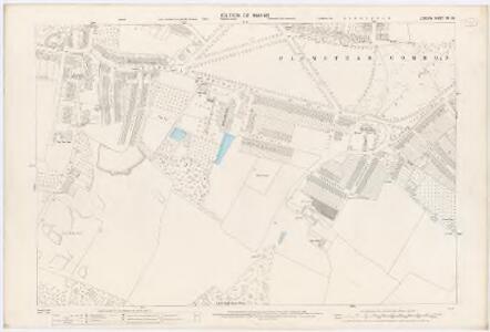 London XII.28 - OS London Town Plan
