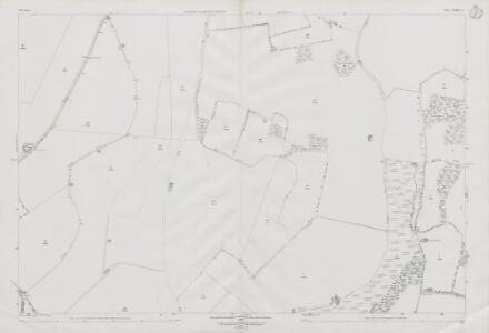 Wiltshire XXIV.9 (includes: Aldbourne; Baydon; Ramsbury) - 25 Inch Map