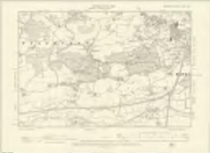 Berkshire XXXVII.NW - OS Six-Inch Map