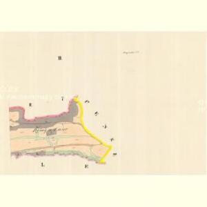 Struptschein (Strupsego) - m2906-1-002 - Kaiserpflichtexemplar der Landkarten des stabilen Katasters