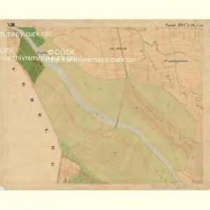 Gross Tajax - m0606-1-016 - Kaiserpflichtexemplar der Landkarten des stabilen Katasters