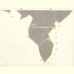 Wellechwin - c8354-1-020 - Kaiserpflichtexemplar der Landkarten des stabilen Katasters