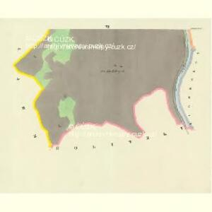 Mlaka - c4751-1-004 - Kaiserpflichtexemplar der Landkarten des stabilen Katasters