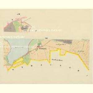 Malleschitz - c4411-1-007 - Kaiserpflichtexemplar der Landkarten des stabilen Katasters