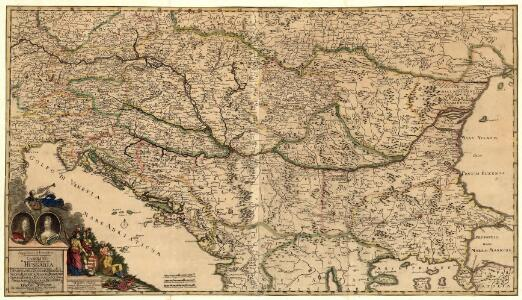 Augustissimi et Invictissimi Romanorum Imperatoris Caroli VI. Haereditarium Regnum Hungaria