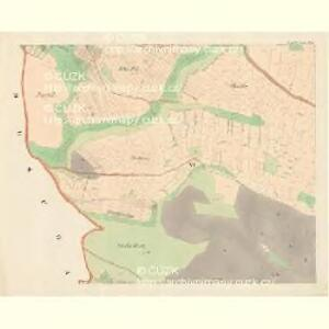 Gross Deschau - m3335-1-006 - Kaiserpflichtexemplar der Landkarten des stabilen Katasters