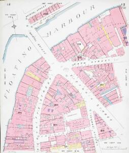 Insurance Plan of Bristol: sheet 12