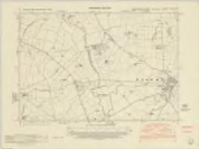 Northamptonshire XXIII.SW - OS Six-Inch Map