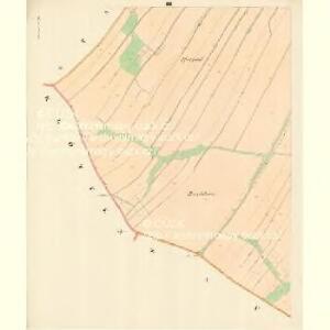 Seitendorf (Siwotice) - m0704-1-003 - Kaiserpflichtexemplar der Landkarten des stabilen Katasters