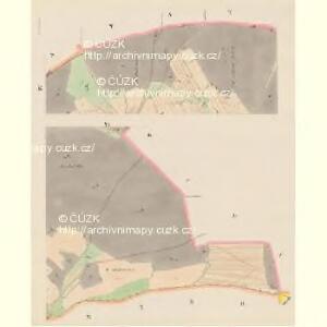 Nekmirz - c5019-1-003 - Kaiserpflichtexemplar der Landkarten des stabilen Katasters