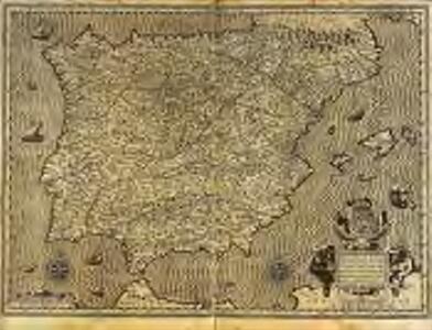 Hispaniae nova describtio
