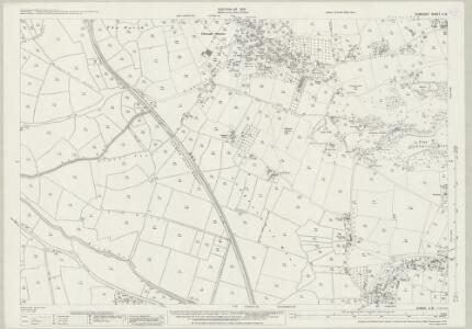 Somerset X.8 (includes: Congresbury; Yatton) - 25 Inch Map
