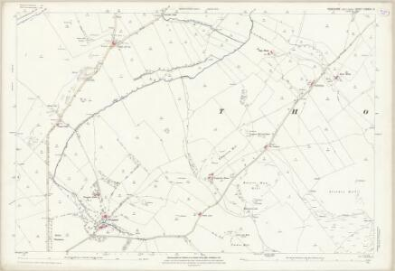 Yorkshire CXXXIV.13 (includes: Cracoe; Linton; Thorpe) - 25 Inch Map