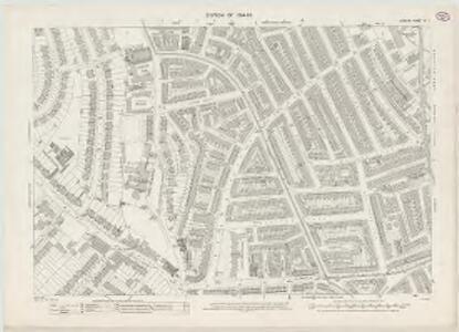 London Town Map.London Vii 1 Os London Town Plan