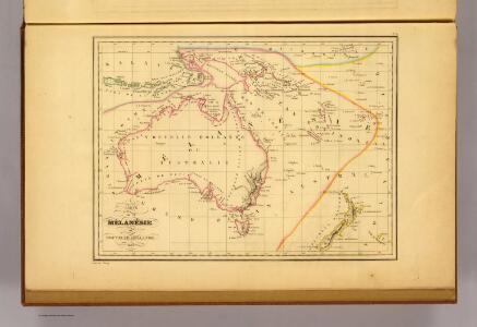 Melanesie.