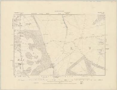 Staffordshire I.SE - OS Six-Inch Map