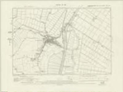 Cambridgeshire XXII.SE - OS Six-Inch Map