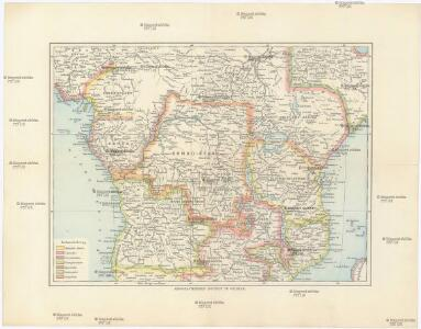 Riemer's Karte von Inner-Afrika