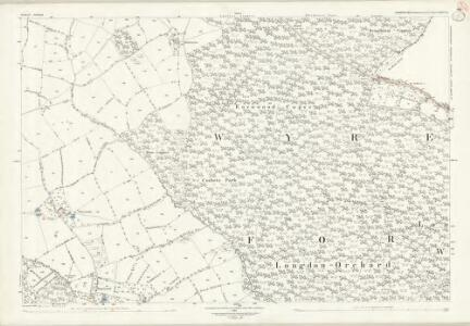 Shropshire LXXIV.13 (includes: Kinlet; Upper Arley) - 25 Inch Map