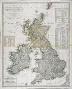 Charte der vereinigten Königreiche Grosbritanien und Ireland