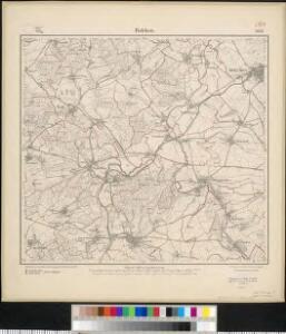Meßtischblatt 3553 : Bolchen, 1916