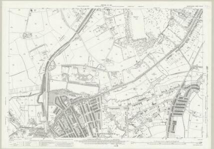 Warwickshire XIII.16 (includes: Birmingham) - 25 Inch Map