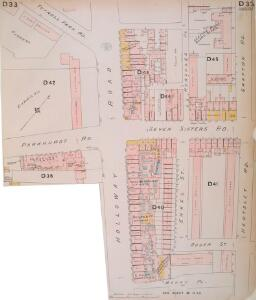 Insurance Plan of London North North West District Vol. D: sheet 33-2