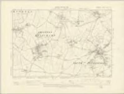 Somerset LXXXI.SE - OS Six-Inch Map