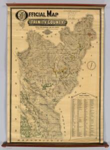 Trinity County, California.