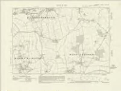 Somerset LXIV.NW - OS Six-Inch Map