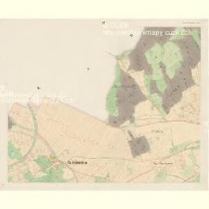 Gross Poreschin - c6026-1-002 - Kaiserpflichtexemplar der Landkarten des stabilen Katasters