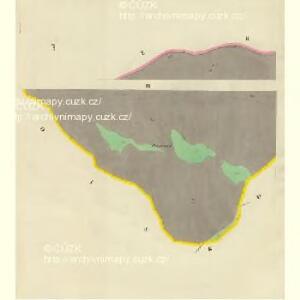Branna - c0470-1-008 - Kaiserpflichtexemplar der Landkarten des stabilen Katasters