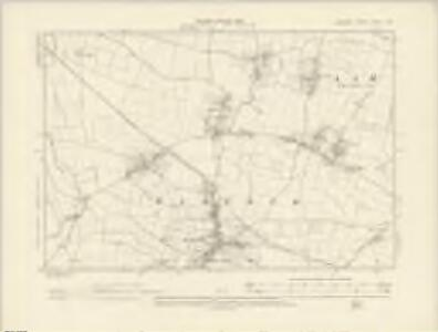 Somerset LXXXII.NW - OS Six-Inch Map