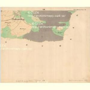 Kirchschlag - c7621-1-014 - Kaiserpflichtexemplar der Landkarten des stabilen Katasters
