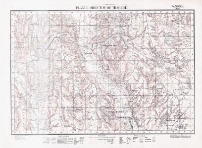 Lambert-Cholesky sheet 3547 (Păduroiul)