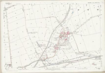 Yorkshire CXCIV.14 (includes: Goodmanham; Londesborough; Market Weighton) - 25 Inch Map