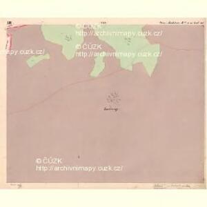 Moldau Ober - c2176-1-003 - Kaiserpflichtexemplar der Landkarten des stabilen Katasters