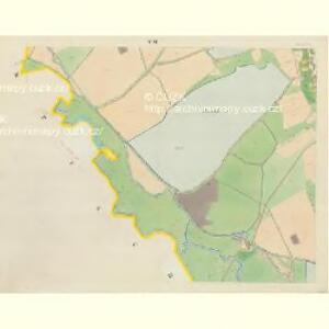 Blauda (Bludoff) - m0118-1-006 - Kaiserpflichtexemplar der Landkarten des stabilen Katasters