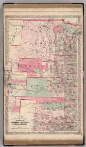 State of Kansas, and Nebraska and Indian Territories.