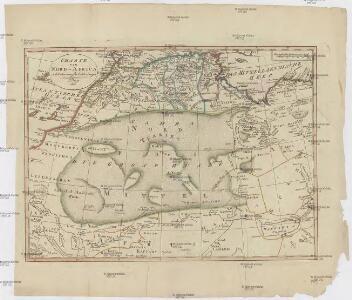 Charte von Nord-Africa