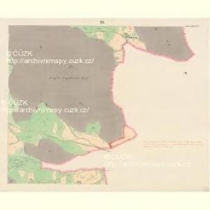 Johannesthal - c2767-1-011 - Kaiserpflichtexemplar der Landkarten des stabilen Katasters
